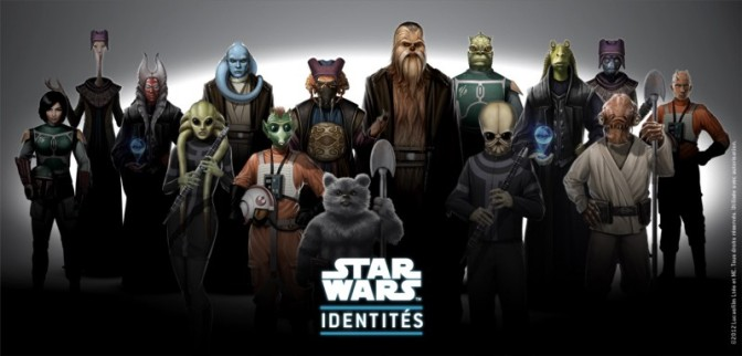 Star Wars Identities: Find Your Identity In The Galaxy Far, Far Away…