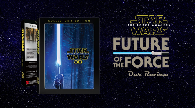 Review | Star Wars: The Force Awakens 3D Collector's Edition Blu-Ray