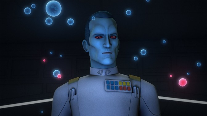 Star Wars Rebels: 3.10 An Inside Man – Review