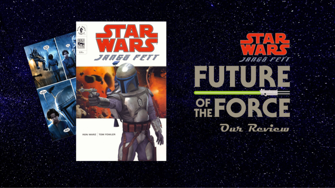 Graphic Novel Review | Star Wars: Jango Fett (Dark Horse)