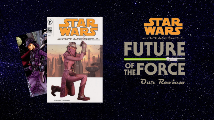 Graphic Novel Review | Star Wars: Zam Wesell (Dark Horse)