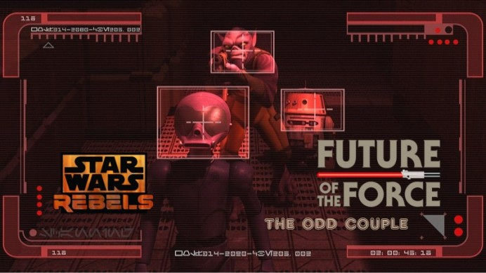 Star Wars: Rebels   The Odd Couple