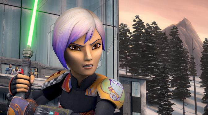 Star Wars Rebels: Sabine — A Mandalorian Dilemma…