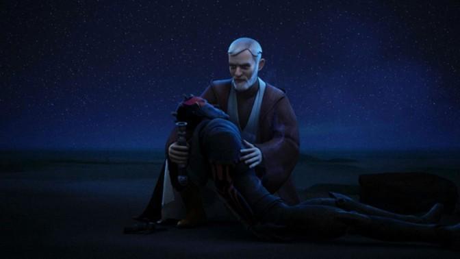 Star Wars: Twin Suns – Twilight of Maul