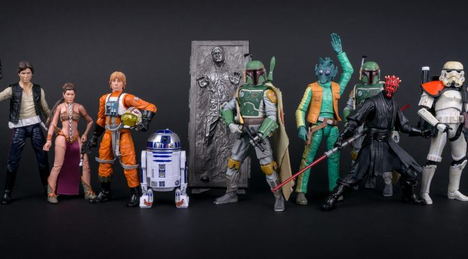 Help Us Hasbro…You're Our Only Hope: The Star Wars 40th Anniversary Action Figures Are Here!