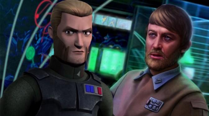 A Kallus Act Reveals a True Rebel…and a Star Wars legend?