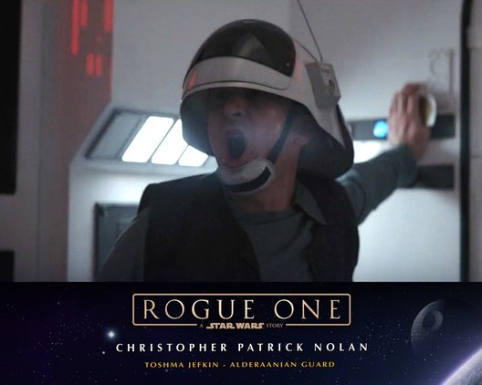 Star Wars: A Rebel Point of view — Christopher Patrick Nolan (Interview)
