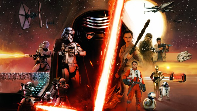 Future of the 4th: My Favourite 4 Scenes from The Force Awakens