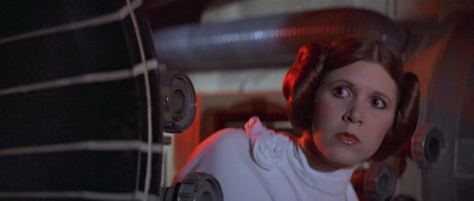 Future of The 4th: Patty's Favorite Leia Moments from A New Hope