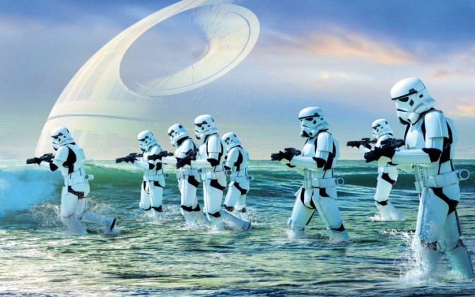 Rogue One: A Star Wars Story: To Crawl or Not to Crawl?
