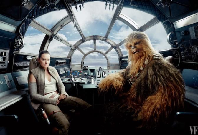 Vanity Fair Unleashed – Star Wars: The Last Jedi
