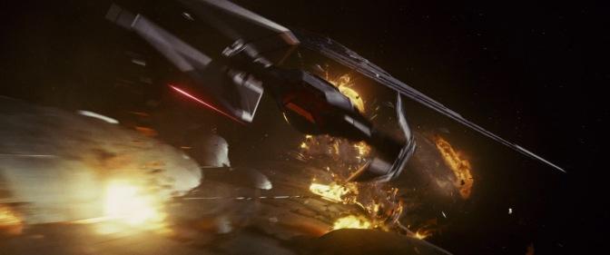Revealed: Kylo Ren's TIE Silencer in Star Wars: The Last Jedi
