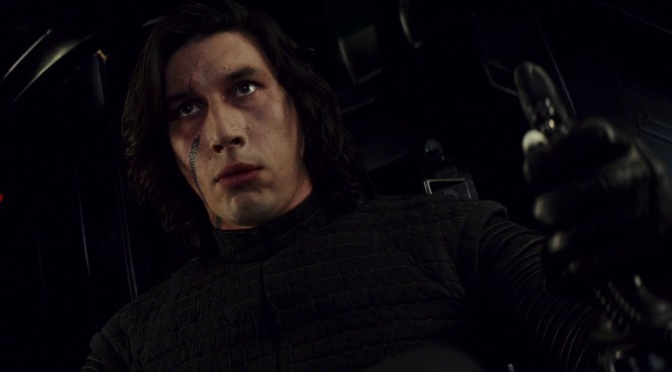 The Evolution of Kylo Ren: Return of the Jedi?