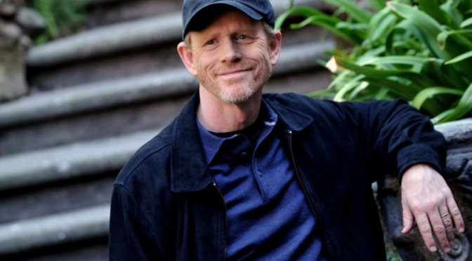 Confirmed: Lucasfilm Appoints Ron Howard to Complete the Han Solo Spin-Off