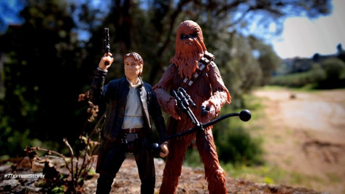 Forensic Analysis: Star Wars 6 Inch Action Figures
