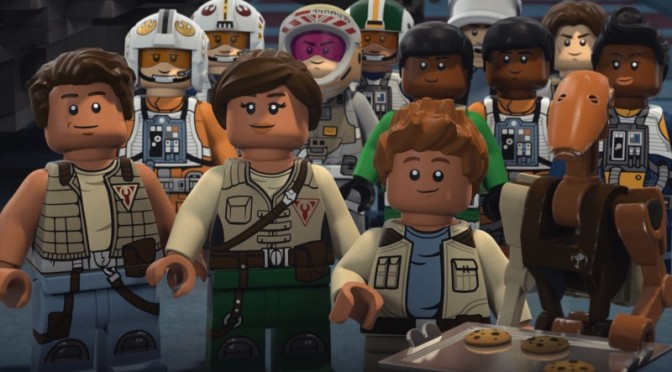 LEGO Star Wars: THE FREEMAKER ADVENTURES Returns