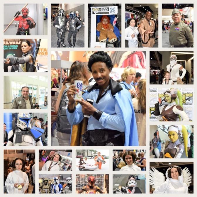 San Diego Comic Con 2017 Star Wars Cosplay Roundup