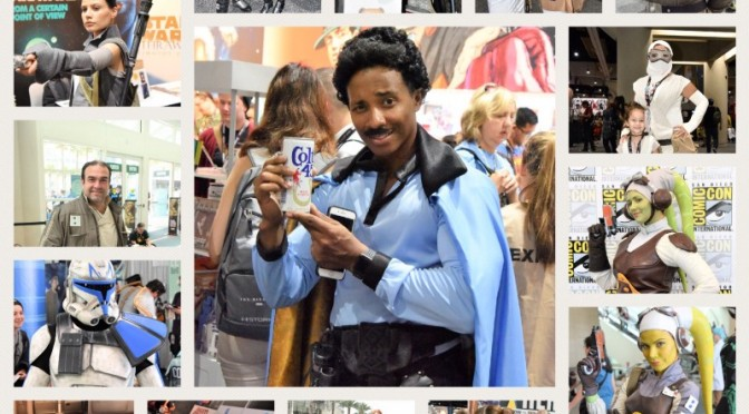 San Diego Comic Con 2017 Star Wars Cosplay Roundup