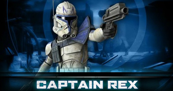 Thank You Hasbro…The Clone Wars Captain Rex Black Series Figure is Heading Home!
