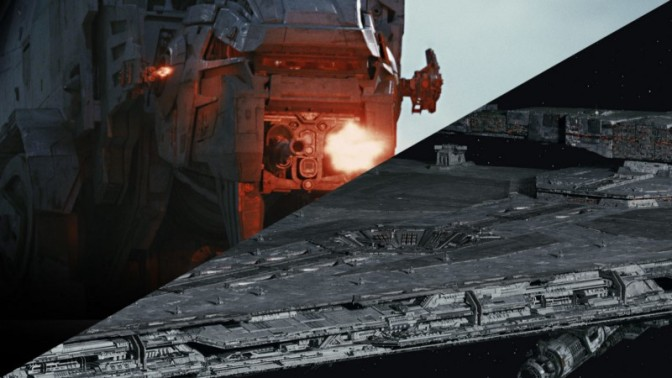 The First Order Strikes Back With Deadly New Vehicles in Star Wars: The Last Jedi