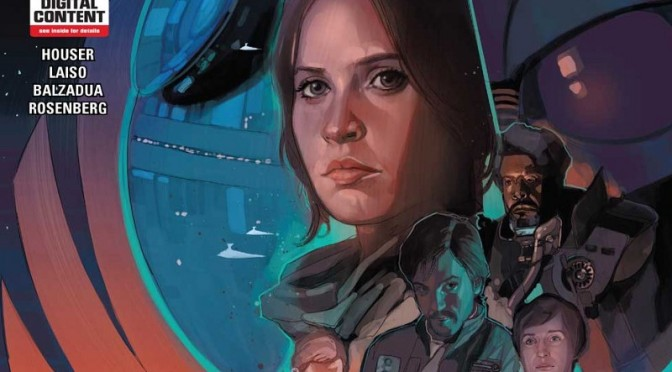 Star Wars: Jyn Erso Takes Center Stage