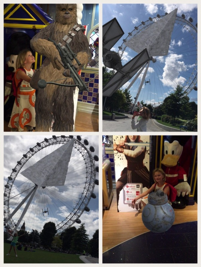 Guest Post: Finding The Force in London