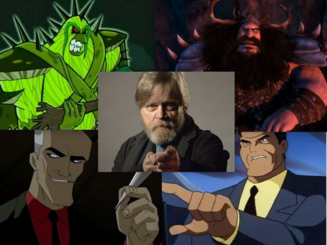 From Star Wars to Gotham: The Many Animated Parts of Mark Hamill