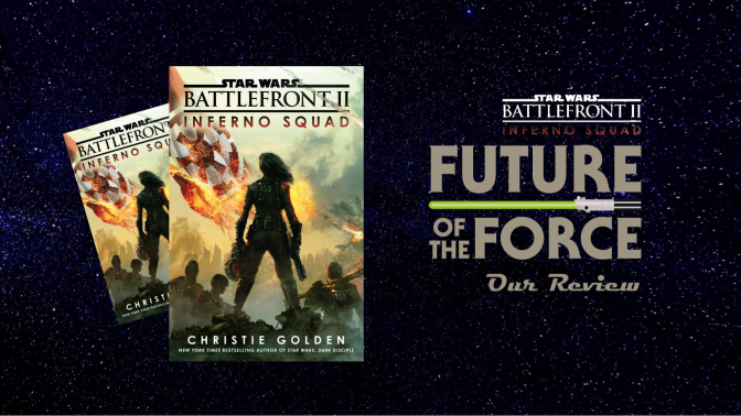Book Review | Star Wars Battlefront II Inferno Squad