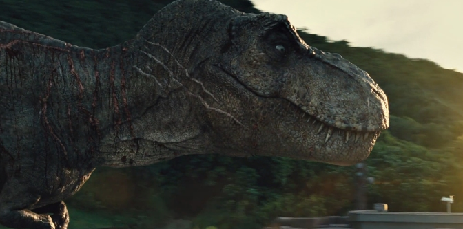 Jurassic World Fallen Kingdom Rexy