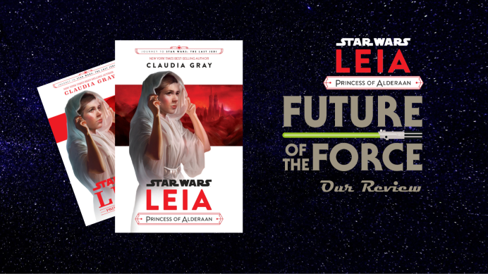 Book Review | Star Wars: Leia Princess Of Alderaan
