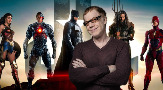 Danny Elfman to Revive the Classic Batman/Superman Themes for Justice League