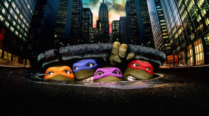 Teenage Mutant Ninja Turtles: Mean, Green and on the Screen…Turtle Power Forever!