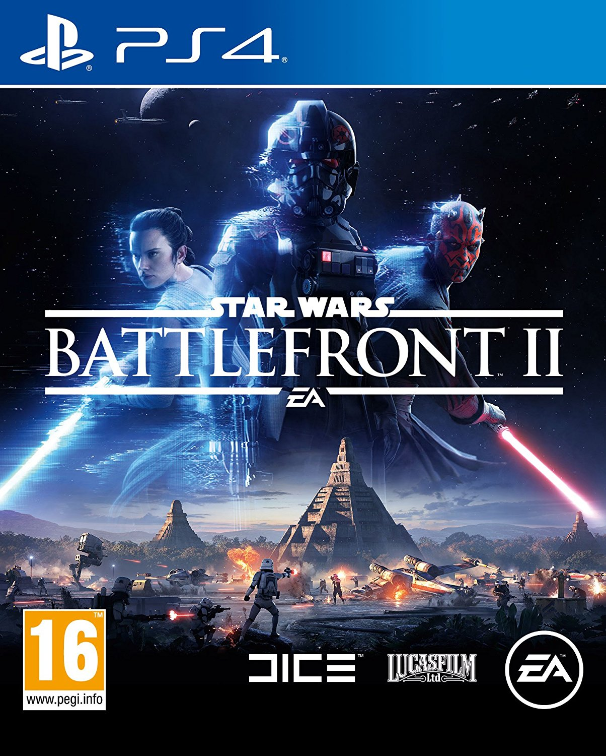 Game Review   Star Wars: Battlefront II - Love is a Battlefront