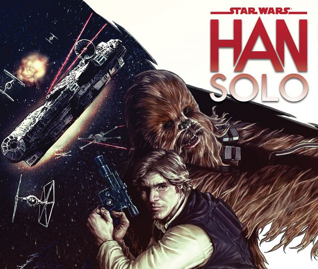 Comics Focus: Han Solo Miniseries