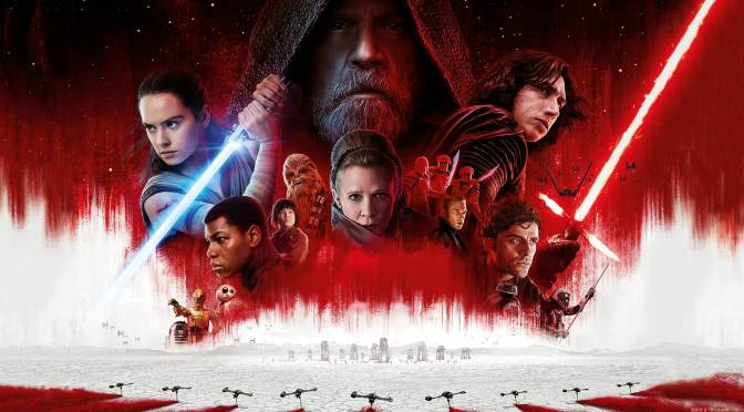 Star Wars: The Last Jedi: Review (Spoiler Free)