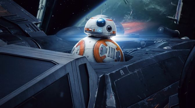 The Last Jedi | Newer International Posters Arrive Featuring BB-8, Poe and Finn