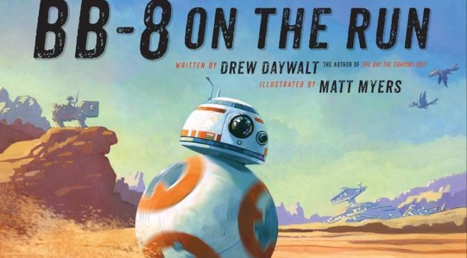 Book Review: BB-8 on the Run