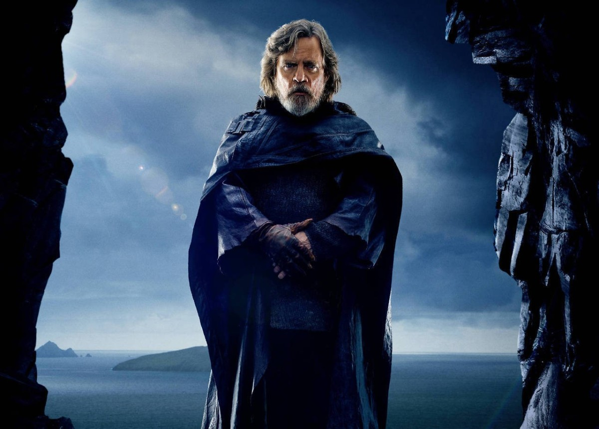 The Last Jedi: The Complete Set of Chinese Posters Arrive