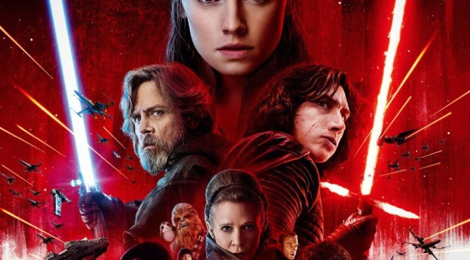 Lucasfilm Unveils The Last Jedi Chinese Poster