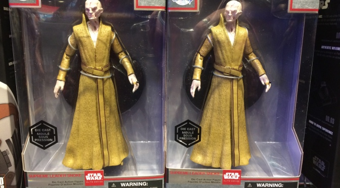 Star Wars: This Week's New Releases From The Disney Store
