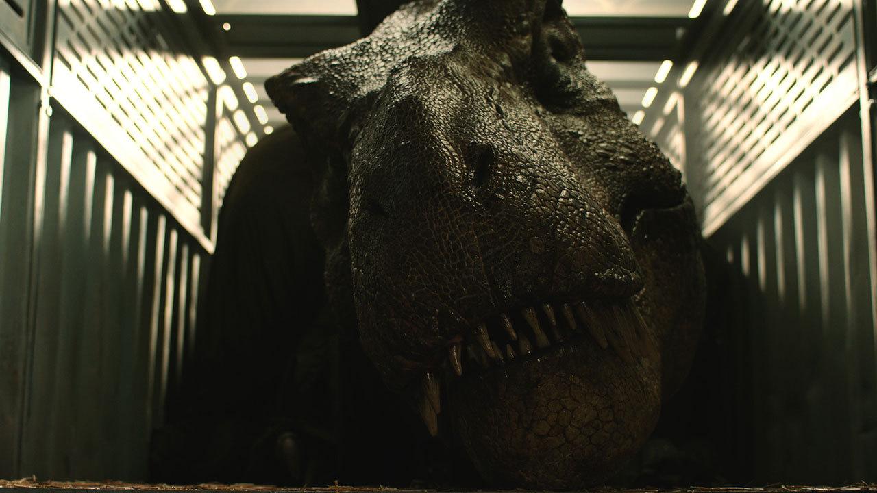 The Jurassic World: Fallen Kingdom Trailer Has Arrived \u2013 Future of ...