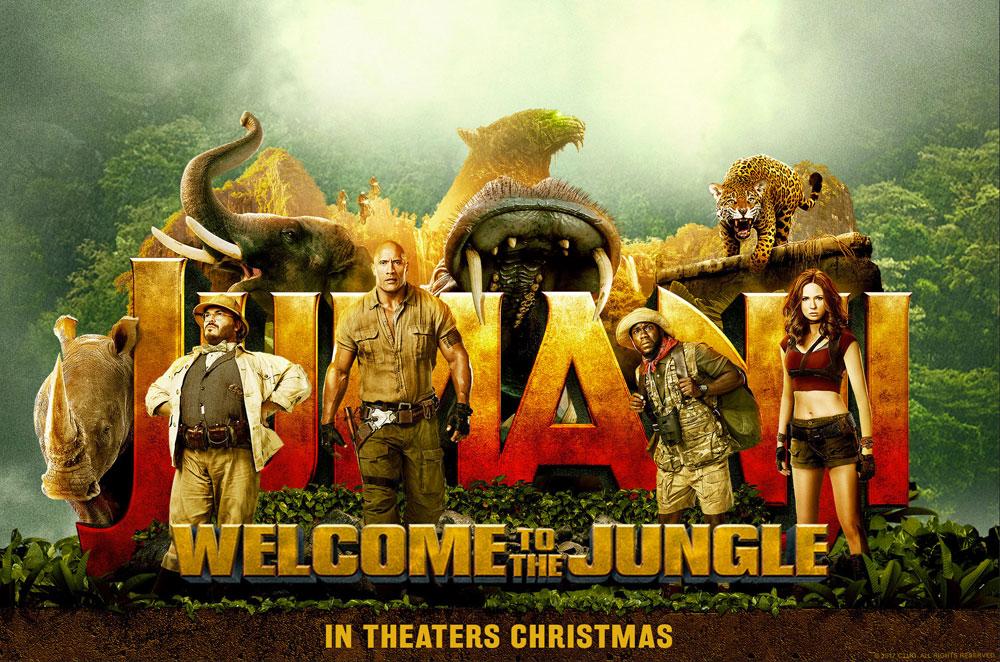 Film Review: Jumanji: ... Jumanji Board Game