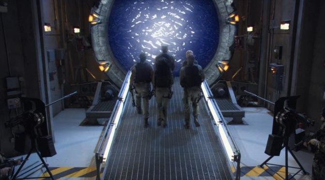 Star Wars Inspirations in Stargate SG-1