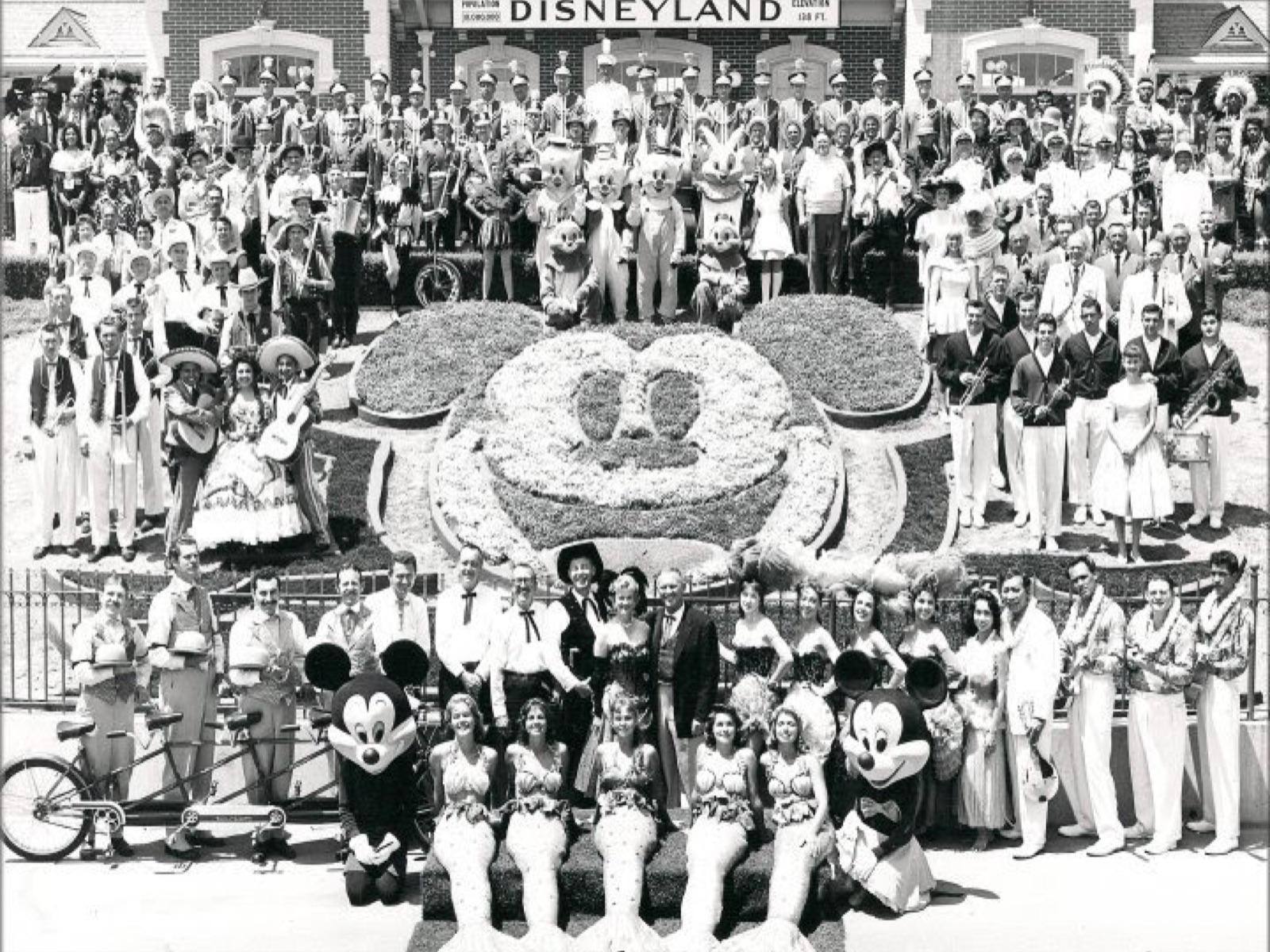 Disneyland Opening Day 1955 Expectation