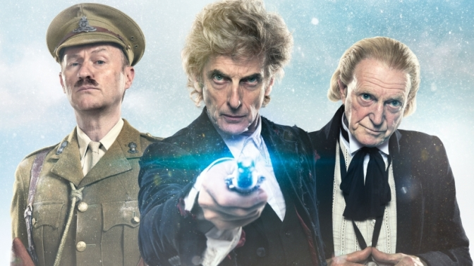 Counting to 13: The 2017 Doctor Who Christmas Special