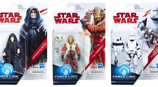 New Star Wars: The Last Jedi Figures Announced
