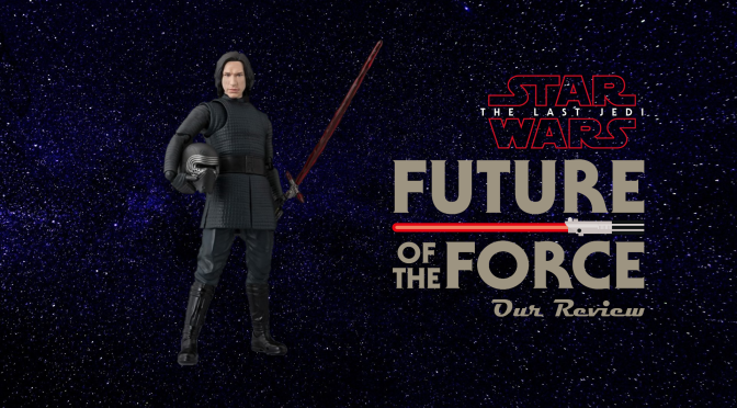 S.H. Figuarts Review | Kylo Ren (The Last Jedi)