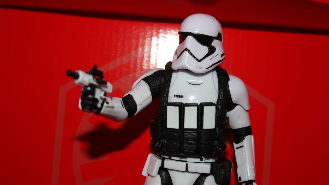 Review: The Black Series – First Order Stormtrooper Ultimate Pack