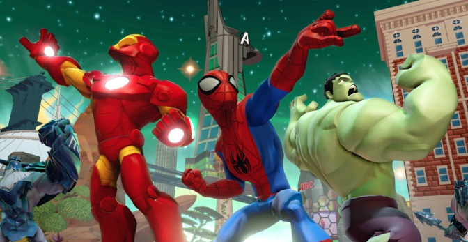 Marvel: This Week's New Releases from The Disney Store
