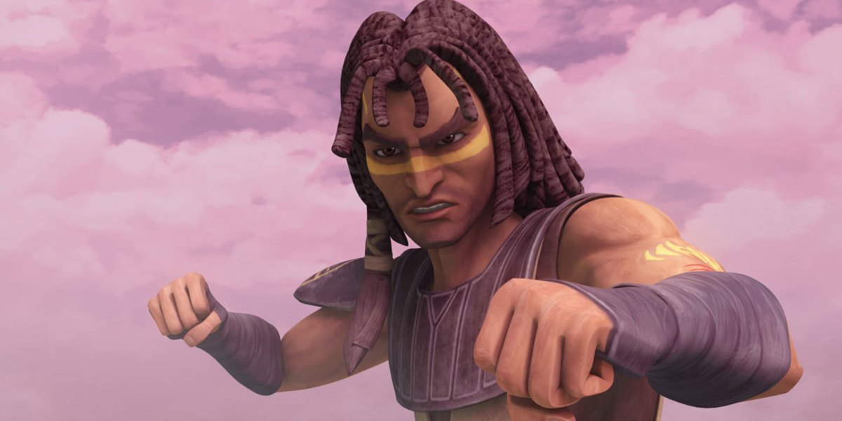Beyond Clone Wars: Who Is Quinlan Vos?